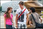 Turisti a Torino