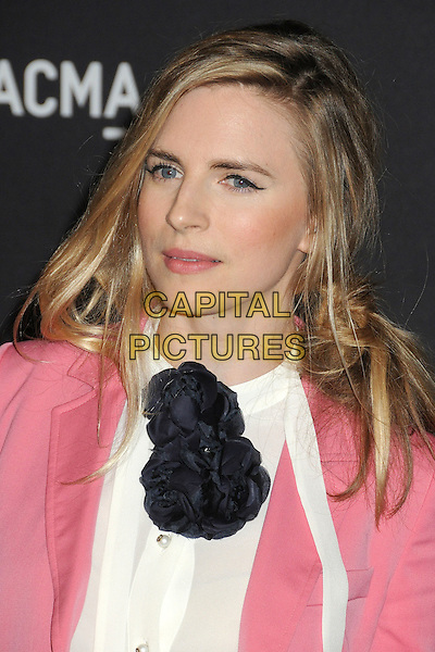7 November 2015 - Los Angeles, California - Brit Marling. LACMA 2015 Art+Film Gala held at LACMA.  <br /> CAP/ADM/BP<br /> &copy;BP/ADM/Capital Pictures