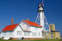 Whitefish Point Lighthouse, Michigan,