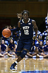 29 January 2015: Pitt's Yacine Diop (SEN). The Duke University Blue Devils hosted the University of Pittsburgh Panthers at Cameron Indoor Stadium in Durham, North Carolina in a 2014-15 NCAA Division I Women's Basketball game. Duke won the game 62-45.