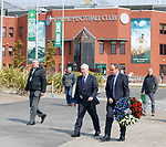 24.04.2019 John Greig and Robin Howe from Rangers