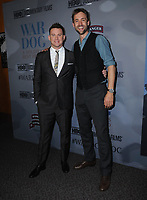 06 November  2017 - Los Angeles, California - Channing Tatum, Reid Carolin. &quot;War Dog: A Soldier's Best Friend&quot; Los Angeles premiere held at Director's Guild of America in Los Angeles. <br /> CAP/ADM/BT<br /> &copy;BT/ADM/Capital Pictures