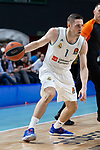 Real Madrid Fabien Causeur during Turkish Airlines Euroleague Quarter Finals 3rd match between Real Madrid and Panathinaikos at Wizink Center in Madrid, Spain. April 25, 2018. (ALTERPHOTOS/Borja B.Hojas)