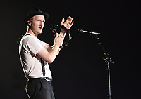SAN FRANCISCO, CALIFORNIA - AUGUST 09: The Lumineers - Jeremiah Fraites performs during the 2019 Outside Lands music festival at Golden Gate Park on August 09, 2019 in San Francisco, California. Photo: imageSPACE/MediaPunch<br /> CAP/MPI/ISAB<br /> ©ISAB/MPI/Capital Pictures