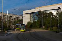 France, Bretagne, (29), Finistère, Brest: Le tramway de Brest