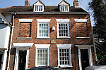 House of Jane Taylor children's poetry story writer famous for 'Twinkle, Twinkle Little Star', Colchester, Essex