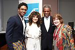 Andre De Shields, Mary Louise Burke, Sarah Stiles, Ephraim Sykes Receive AEF Honors 6/11/19