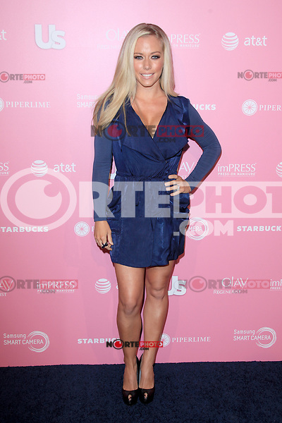 Kendra Wilkinson at Us Weekly's Hot Hollywood Style Event at Greystone Manor Supperclub on April 18, 2012 in West Hollywood, California. © mpi28/MediaPunch Inc.