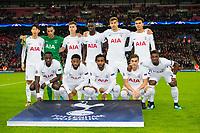 Tottenham Hotspur v Apoel Nicosia  - UEFA Champions League - 06.12.2017