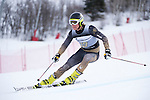 09 MAR 2016:  Henrik Gunnarsson (13) of the University of Colorado competes in the NCAA Division I Men's and Women's Skiing Championships take place at the Steamboat Ski Resort in Steamboat Springs, CO.  Jamie Schwaberow/NCAA Photos