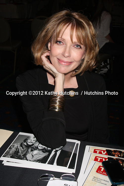 """LOS ANGELES - AUG 4:  Susan Blakely appearing at the """"Hollywood Show"""" at Burbank Marriott Convention Center on August 4, 2012 in Burbank, CA"""