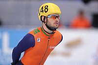 "SHORT TRACK: MOSCOW: Speed Skating Centre ""Krylatskoe"", 14-03-2015, ISU World Short Track Speed Skating Championships 2015, Sjinkie KNEGT (#148 