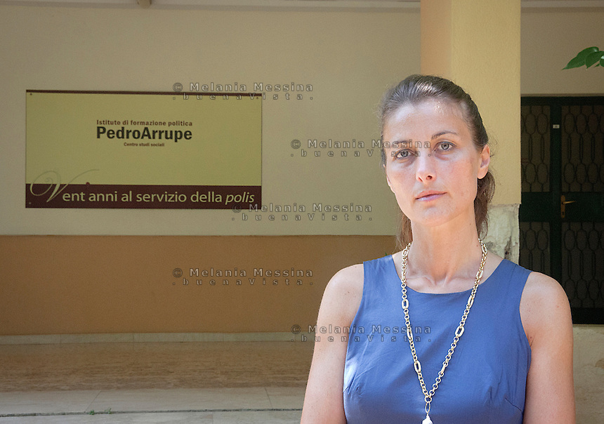 Palermo, centro studi dei gesuiti &quot;Istituto Arrupe&quot;: la direttrice Nicoletta Purpura <br />
