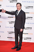 Bryan Cranston at the London Film Festival 2017 screening of &quot;Last Flag Flying&quot; at the Odeon Leicester Square, London, UK. <br /> 08 October  2017<br /> Picture: Steve Vas/Featureflash/SilverHub 0208 004 5359 sales@silverhubmedia.com
