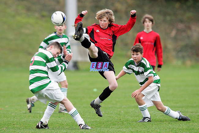 CORINTHIAN v RAMSGATE YOUTH<br /> KENT COUNTY CUP (U13) SUNDAY4TH DECEMBER 2011 GAY DAWN FARM