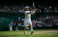 ANDY MURRAY (GBR)<br /> <br /> TENNIS - THE CHAMPIONSHIPS - WIMBLEDON - ATP - WTA - ITF - GRAND SLAM - CHAMPIONSHIPS - LONDON - GREAT  BRITAIN - 2016  <br /> <br /> <br /> <br /> &copy; TENNIS PHOTO NETWORK