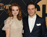 04 January 2020 - West Hollywood, California - Jennifer Stahl, Gabriel Sherman. Showtime Golden Globe Nominees Celebration held at Sunset Tower Hotel. Photo Credit: Billy Bennight/AdMedia