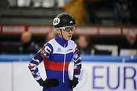 SHORT TRACK: TORINO: 14-01-2017, Palavela, ISU European Short Track Speed Skating Championships, Victor An (RUS), ©photo Martin de Jong