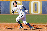 13 February 2010:  FIU's Jenny Welch (10) runs to third as the FIU Golden Panthers defeated the University of Illinois (Chicago) Flames, 2-1, at the University Park Stadium in Miami, Florida.