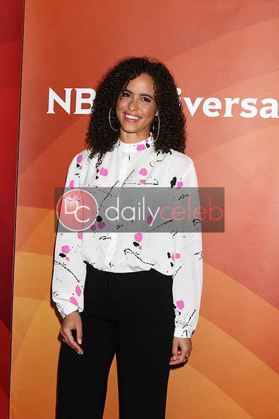 Parisa Fitz-Henley<br /> at the NBCUniversal Summer Press Day, Beverly Hilton, Beverly Hills, CA 03-20-17<br /> David Edwards/DailyCeleb.com 818-249-4998