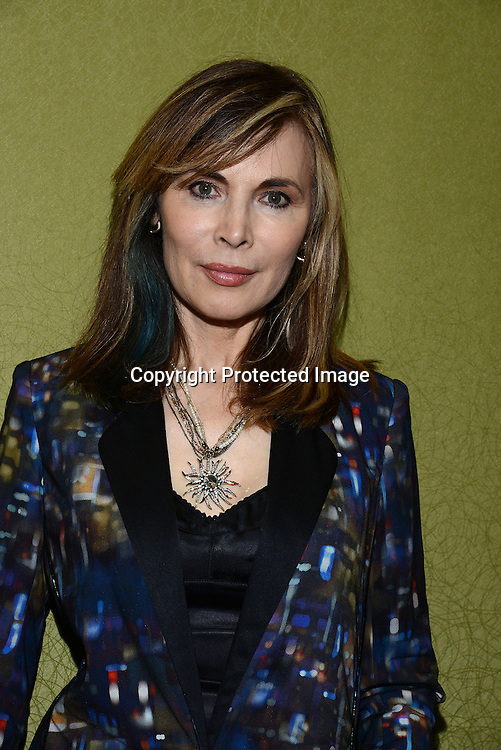 Lauren Koslow attends the Daytime Emmy Creative Arts Awards Press Room on April 24, 2015 at the Universal l Hilton in Universal City,<br /> California, USA.