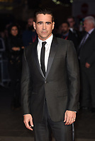 Colin Farrell at 'The Killing of a Sacred Deer'  Headline Gala Screening &amp; UK Premiere of during the 61st BFI London Film Festival on October 12, 2017 in London, England.<br /> CAP/PL<br /> &copy;Phil Loftus/Capital Pictures /MediaPunch ***NORTH AND SOUTH AMERICAS ONLY***