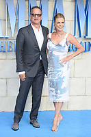 Producers Tom Hanks &amp; Rita Wilson arriving for the &quot;Mama Mia! Here We Go Again&quot; world premiere at the Eventim Apollo, Hammersmith, London, UK. <br /> 16 July  2018<br /> Picture: Steve Vas/Featureflash/SilverHub 0208 004 5359 sales@silverhubmedia.com