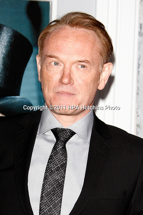 """LOS ANGELES - DEC 6:  Jared Harris at the """"Sherlock Holmes: A Game Of Shadows""""  Premiere at the Village Theater on December 6, 2011 in Westwood, CA"""