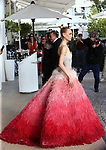 72nd edition of the Cannes Film Festival in Cannes in Cannes, southern France on May 23, 2019. - Day 10 at Hotel Martinez, Celebrities going to amfAR's 24th Cinema Against AIDS Gala,  Meredith Mickelson<br /> © Pierre Teyssot / Maxppp