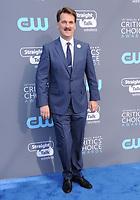 11 January 2018 - Santa Monica, California - Pete Gardner. 23rd Annual Critics' Choice Awards held at Barker Hangar. <br /> CAP/ADM/BT<br /> &copy;BT/ADM/Capital Pictures