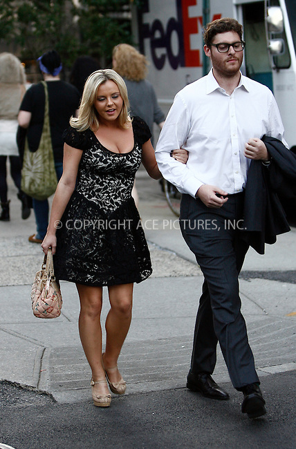WWW.ACEPIXS.COM . . . . .  ....October 7 2011, New York City....Porn Star and former Charlie Sheen 'Godess' Brea Olsen and food and travel writer Alexander Basek enjoy Olsen's 25th birthday in Manhattan on Ocober 7 2011 in New York City....Please byline: CURTIS MEANS - ACE PICTURES.... *** ***..Ace Pictures, Inc:  ..Philip Vaughan (212) 243-8787 or (646) 679 0430..e-mail: info@acepixs.com..web: http://www.acepixs.com