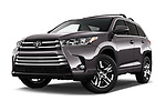 Toyota Highlander Limited Platinum SUV 2017
