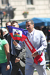 New York State Governor David A. Paterson attends the 43rd Annual West Indian Carnival Festival - 2010 - Labor Day Parade, Brooklyn New York
