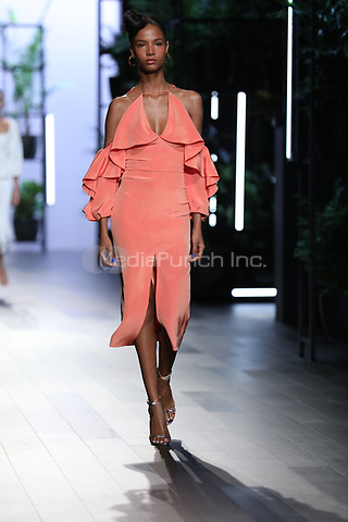 Cushnie et Ochs<br /> catwalk fashion show at New York Fashion Week<br /> Spring Summer 2018<br /> in New York, USA September 2017.<br /> CAP/GOL<br /> &copy;GOL/Capital Pictures /MediaPunch ***NORTH AND SOUTH AMERICAS ONLY***
