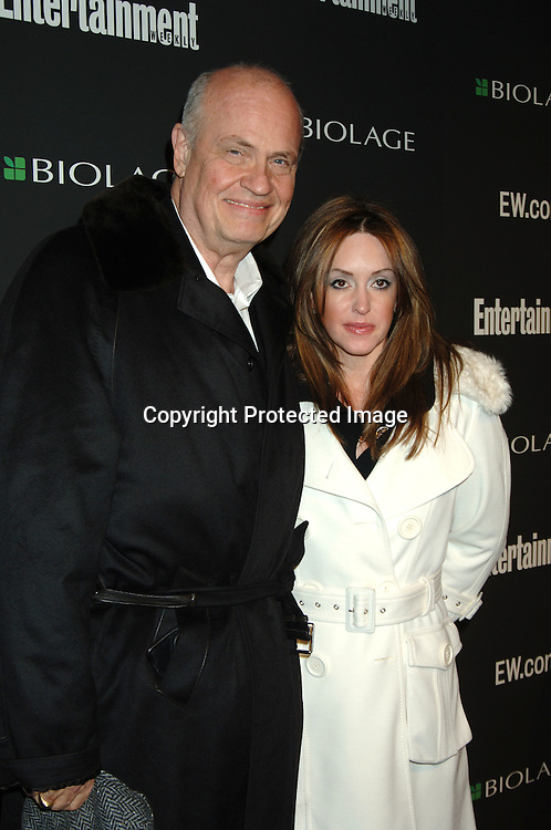 Senator Fred Thompson and wife ..arriving at The 12th Annual Entertainment Weekly Oscar Party on March 5, 2006 at Elaine's. ..Robin Platzer, Twin Images
