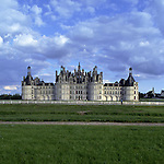 Europe, FRA, France, Val de Loire, Loir-et-Cher, Chambord, Castle, Palace, Chateau Chambord, Typical sight....[ For each utilisation of my images my General Terms and Conditions are mandatory. Usage only against use message and proof. Download of my General Terms and Conditions under http://www.image-box.com or ask for sending. A clearance before usage is necessary...Material is subject to royalties. Each utilisation of my images is subject to a fee in accordance to the present valid MFM-List...Contact | archive@image-box.com | www.image-box.com ]
