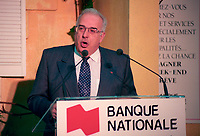 Claude Berard<br />  - 1995 File Photo