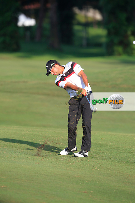 Pablo Larrazabal (ESP) on the 10th fairway during Round 2 of the Maybank Championship on Friday 10th February 2017.<br /> Picture:  Thos Caffrey / Golffile<br /> <br /> All photo usage must carry mandatory copyright credit      (&copy; Golffile | Thos Caffrey)