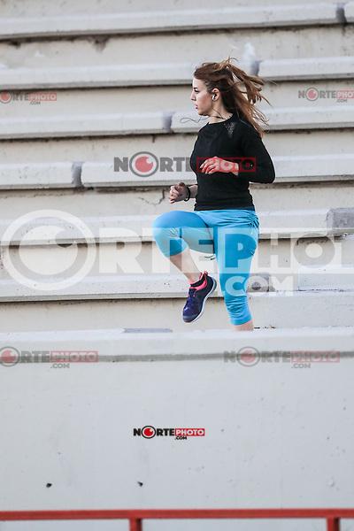 Entrenamiento de CimarronesFC. Ascenso2017<br /> ©Photo: LuisGutierrez/NortePhoto.com