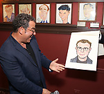 Michael Grief attends the Michael Grief Sardi's Portrait Unveiling at Sardi's on 4/27/2017 in New York City.