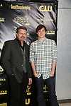 "Guiding Light's Robert Newman and Zack Conroy ""James Spaulding"" at the 36h Annual Daytime Entertainment Emmy® Awards Nomination Party - Sponsored By: Good Housekeeping and The National Academy. of Television Arts & Sciences (NATAS) on Thursday, May 14, 2009 at Hearst Tower, New York City, New York. (Photo by Sue Coflin/Max Photos)                                 .."