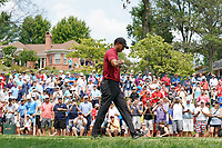 Tiger Woods (USA) walks the 4th hole during the final round of the 100th PGA Championship at Bellerive Country Club, St. Louis, Missouri, USA. 8/12/2018.<br /> Picture: Golffile.ie | Brian Spurlock<br /> <br /> All photo usage must carry mandatory copyright credit (&copy; Golffile | Brian Spurlock)