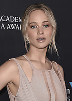 BEVERLY HILLS, CA - OCTOBER 28:  Jennifer Lawrence at the 2016 BAFTA Los Angeles Britannia Awards at the Beverly Hilton Hotel on October 28, 2016 in Beverly Hills, California. Credit: MediaPunch