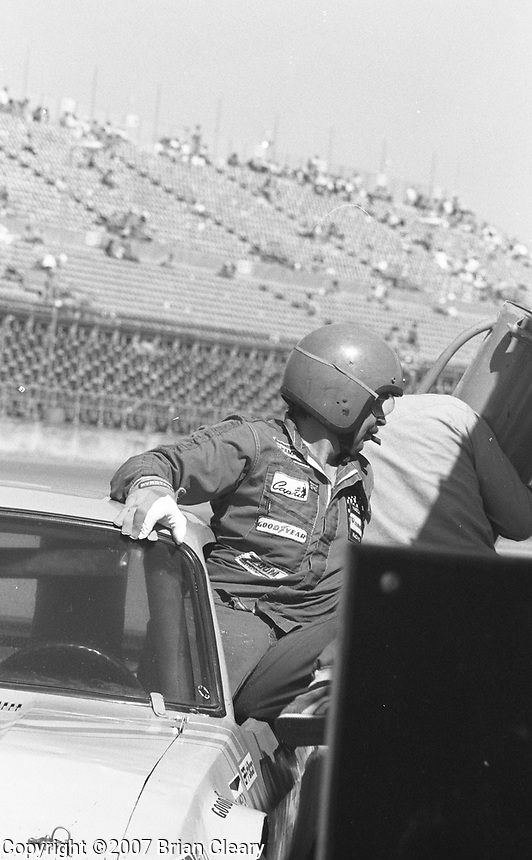 Daytona 500 at Daytona International Speedway in Daytona Beach, FL on February 19, 1984. (Photo by Brian Cleary/www.bcpix.com)