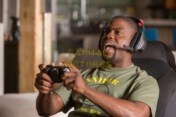 Kevin Hart<br /> in Ride Along (2014) <br /> *Filmstill - Editorial Use Only*<br /> CAP/FB<br /> Image supplied by Capital Pictures