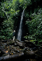 Costa Rica - file Photo -arenal water fall