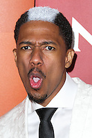 PASADENA, CA, USA - APRIL 08: Nick Cannon at the NBCUniversal Summer Press Day 2014 held at The Langham Huntington Hotel and Spa on April 8, 2014 in Pasadena, California, United States. (Photo by Xavier Collin/Celebrity Monitor)