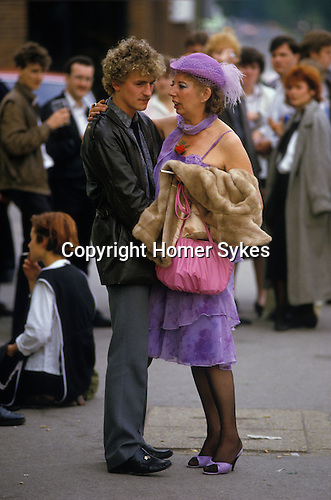 Ascot, Berkshire. 1980s<br />