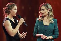 Jeannine Gmelin & Sandra Studer - Credit Suisse Sports Awards 2018