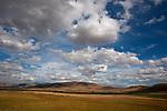 Big sky in Montana